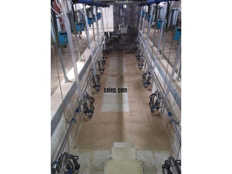 2x6 otamatik süt sağım sistemi