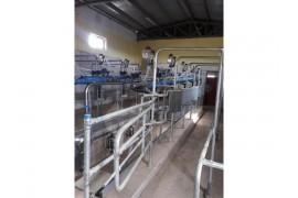 Kullanılmamış  tam otomatik süt sağım sistemi Satılık