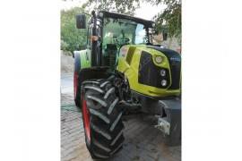 2017 claas cıs modeli traktör satılık