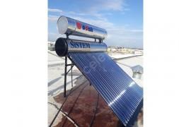 Güneş enerjili su ısıtıcısı Tüplü ve panelli