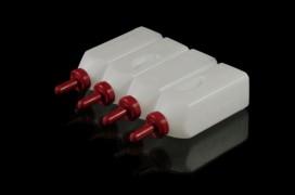Celep Buzağı Biberonu 2 Lt / Komple biberon 4'lü paket