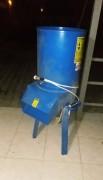 Yem kırma toz saman yapma makinası
