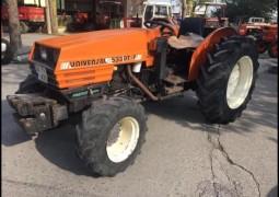 Bahçe tipi çift çeker satılık traktör